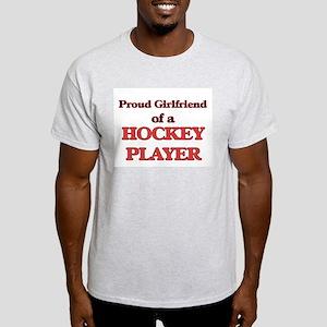 Proud Girlfriend of a Hockey Player T-Shirt