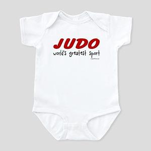 JUDO (world's greatest sport) Infant Bodysuit