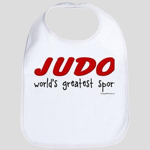 JUDO (world's greatest sport) Bib