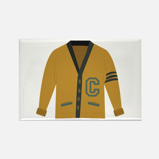 Letterman Sweater Magnets