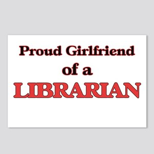 Proud Girlfriend of a Lib Postcards (Package of 8)