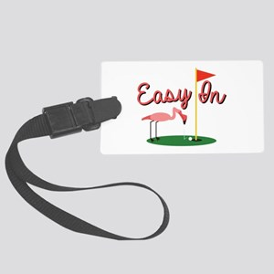 Easy In Luggage Tag