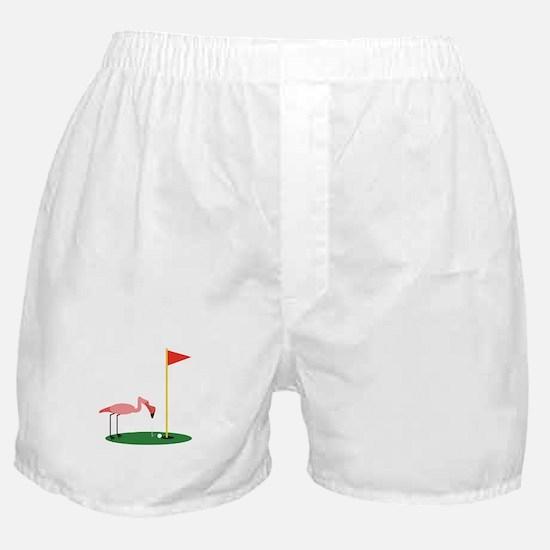 Golf Birdy Boxer Shorts
