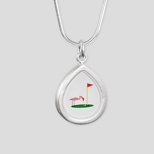 Golf Birdy Necklaces