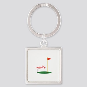 Golf Birdy Keychains