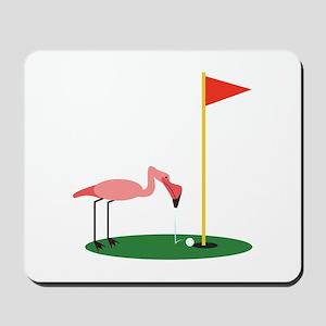 Golf Birdy Mousepad