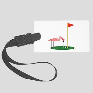 Golf Birdy Luggage Tag