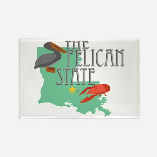 Pelican State Magnets