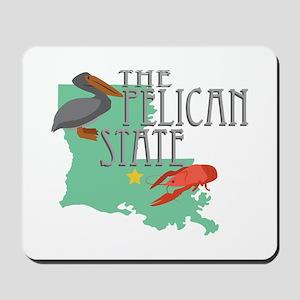 Pelican State Mousepad