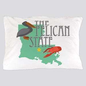 Pelican State Pillow Case