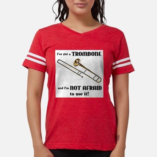 I've Got A Trombone Ash Grey T-Shirt