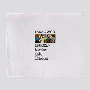 I have O.W.C.D Throw Blanket