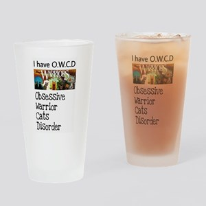 I have O.W.C.D Drinking Glass