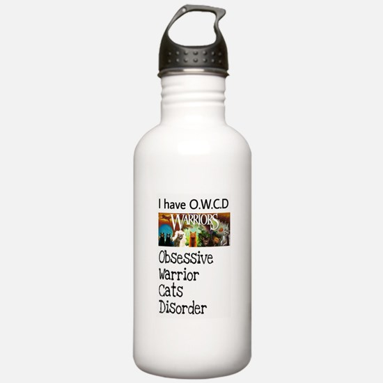 I have O.W.C.D Sports Water Bottle