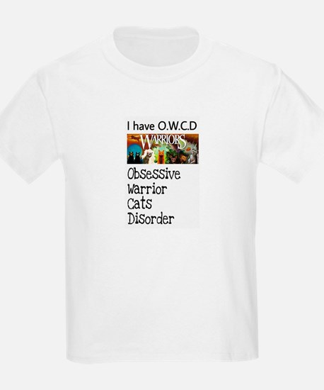 I have O.W.C.D T-Shirt