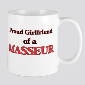 Proud Girlfriend of a Masseur Mugs