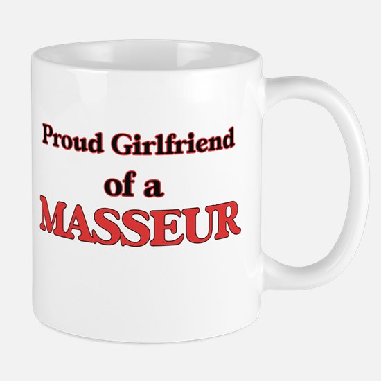 Proud Girlfriend of a Masseur Mugs