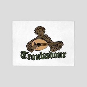 Troubadour 5'x7'Area Rug