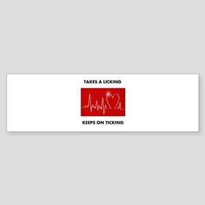 Fun Post Heart Surgery Bumper Sticker