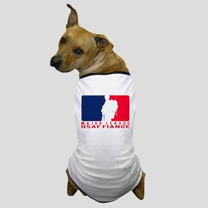 Major League Fiance - USAF Dog T-Shirt