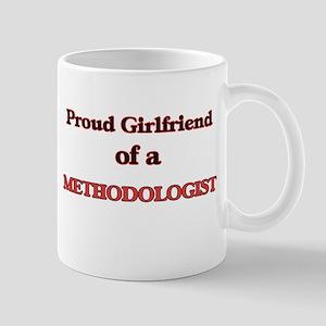 Proud Girlfriend of a Methodologist Mugs
