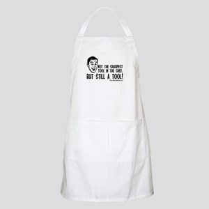 Not the Sharpest Tool in the Shed BBQ Apron