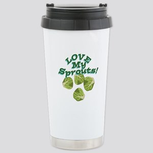 Love My Sprouts Travel Mug