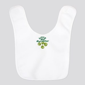 Love My Sprouts Bib