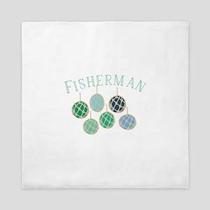 Fisherman Queen Duvet