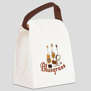 Bluegrass Instruments Canvas Lunch Bag