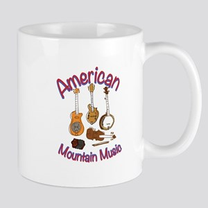 American Mountain Music Mugs
