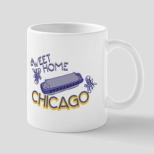 Sweet Home Chicago Mugs