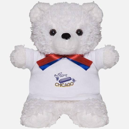 Sweet Home Chicago Teddy Bear
