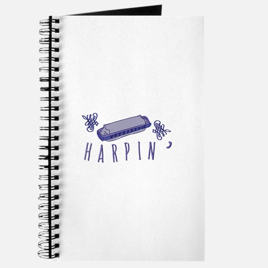 Harmonica Harpin Journal