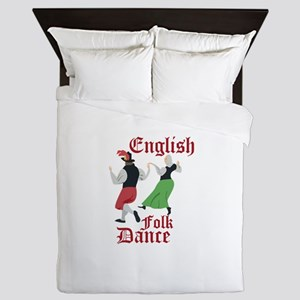 Folk Dance Queen Duvet