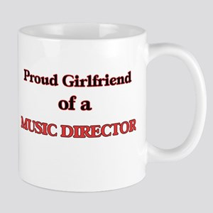 Proud Girlfriend of a Music Director Mugs
