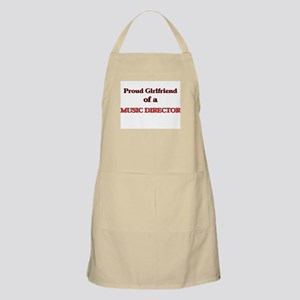 Proud Girlfriend of a Music Director Apron