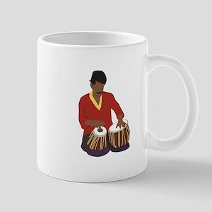 Indian Tabla Mugs
