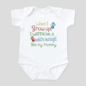 Pediatric Neurologist Like Mommy Infant Bodysuit