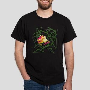 Clothes Iron Dark T-Shirt