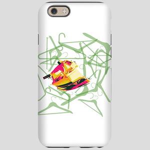 Clothes Iron iPhone 6 Tough Case