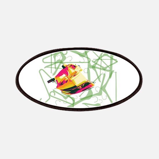Clothes Iron Patch