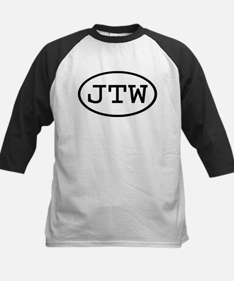 JTW Oval Kids Baseball Jersey