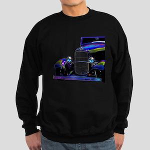 Classic Ford Hotrod - Vintage Au Sweatshirt (dark)