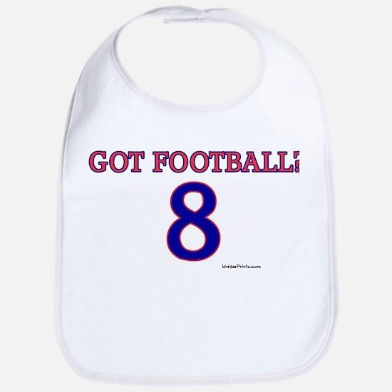 GOT FOOTBALL? (8) Bib