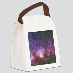 Lost in Space - Galaxy Series Canvas Lunch Bag