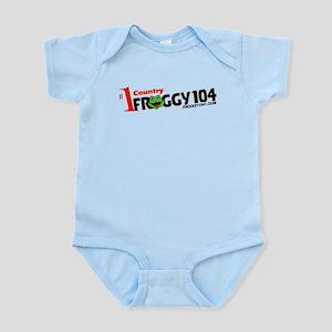 FROGGY 104 Infant Bodysuit