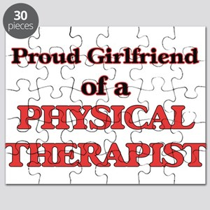 Proud Girlfriend of a Physical Therapist Puzzle