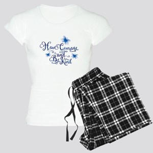 Have Courage Women's Light Pajamas