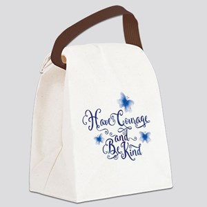 Have Courage Canvas Lunch Bag